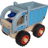Toys Link Wooden Truck - DUMP TRUCK