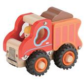 Toys Link Wooden Truck - TIP TRUCK