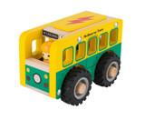 Toys Link Wooden Truck - MELBOURNE TRAM