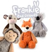 Korimco Frankie and Friends Plush Toy 28 cm