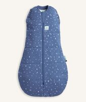 Ergopouch Cocoon Swaddle Bag 2.5 Tog 0-3 Months NIGHT SKY at Baby Barn Discounts