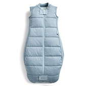 Ergopouch Sheeting Sleeping Bag 2.5 tog 2-12 Months - PEBBLES