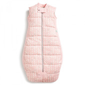 Ergopouch Sheeting Sleeping Bag 2.5 tog 2-12 Months - SPRING LEAVES