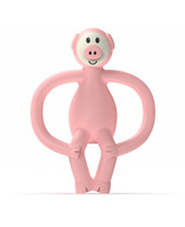 Matchstick Monkey Animal Teether - PIG