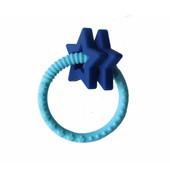 Jellystone Star Teether - BLUE/NAVY