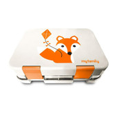My Family Easy Clean Bento Box - FOXY