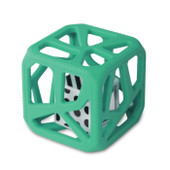 Malarkey Chew Cube - TURQUOISE