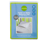 Playette Travel Cot Water Resistant Pad 70x100cm