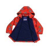Korango Raincoat 3 Years - KNIGHT/DRAGONS