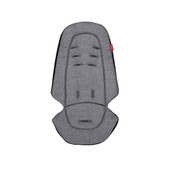 Phil&Teds Cushy Ride Liner - CHARCOAL