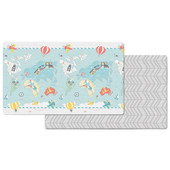 Skip Hop Doubleplay Reversible Playmat Little Travellers