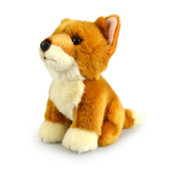 Korimco Lil Friends Plush Toy 18cm - DINGO
