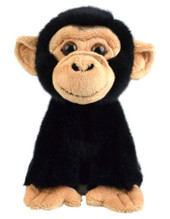 Korimco Lil Friends Plush Toy 18cm - CHIMP