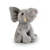 Korimco Lil Friends Plush Toy 18cm - ELEPHANT