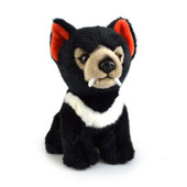 Korimco Lil Friends Plush Toy 18cm - TAS DEVIL