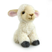 Korimco Lil Friends Plush Toy 18cm LAMB