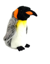 Korimco Lil Friends Plush Toy 18cm KING PENGUIN
