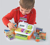Casdon Chip 'n' Pin Till Pretend Play