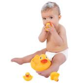 Playgro Bath Duckie Family 4 Pack