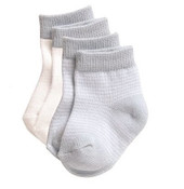 Playette Preemie Fashion Socks 2pk - BLUE at Baby Barn Discounts Fashion Cotton Blend Socks with embossed 'grip' outsole.