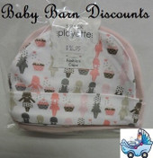 Playette Newborn Fashion Beanies 3pk at Baby Barn Discounts