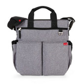 Duo Signature Nappy Bag at Baby Barn Discounts The new design allows for more storage and stability along with tote handles and  patented shuttle clips to convert it from a shoulder bag to a stroller bag.