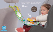 TAF Toys Easier Drive Car Wheel Toy at Baby Barn Discounts