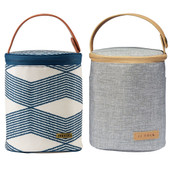 JJ Cole Insulated Bottle Cooler at Baby Barn Discounts The JJ Cole insulated bottle warmer pouch keep two extra-large bottles at the ideal temperature for hours with this insulated bottle cooler.