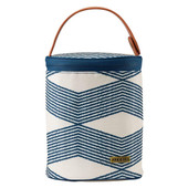 JJ Cole Insulated Bottle Cooler at Baby Barn Discounts - NAVY TWINE