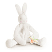 Bunnies by the Bay Silly Buddy Dummy Holder WHITE| Baby Barn Discounts