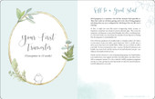 Pregnancy Journal Linen Grey 208 pages at Baby Barn Discounts Journey to motherhood with this inspiring, informative week-by-week Pregnancy Journal!