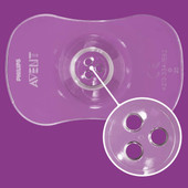 Avent Nipple Shield Medium at Baby Barn Discounts Avent nipple shields help you to breastfeed longer by protecting sore or cracked nipples during breastfeeding