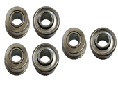 Mountain Buggy Rear Bearing pre-2010 Strollers Set of 3 at Baby Barn Discounts These bearings are compatible with the rear wheels of pre-2010 Mountain Buggy strollers.