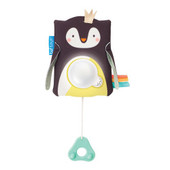 TAF Toys Prince The Penguin Baby Soother at Baby Barn Discounts Unique sensor that re-activates music & light to soothe baby back to sleep if awakes. For Easier Sleep and Easier Parenting!