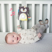 TAF Toys Prince The Penguin Baby Soother at Baby Barn Discounts