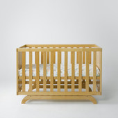 Sunbury Madison 3 in Cot - Being 3-in-1 the cot grows with your child, transforming from cot to toddler bed and then to sofa bed making it a fantastic long term investment.