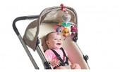 Tiny Love Take Along Mobile at Baby Barn Discounts Tiny Love colorful and vibrant Take-Along Mobile for on the go fun.
