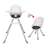 Phil & Teds Poppy High Chair with Metal Legs at Baby Barn Discounts Poppy Highchair a hygienic & versatile high chair that seamlessly converts to a toddler chair.