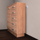 Dreambaby Hinged Furniture Anchors 2pk at Baby Barn Discounts
