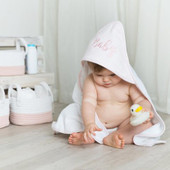 Living Textiles Hooded Towel