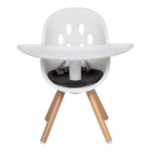 Phil & Teds Poppy High Chair with Wooden Legs at Baby Barn Discounts