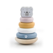 Viga Polar Bear Stacker at Baby Barn Discounts A beautiful and functional stacker toy that will help baby work on hand-eye coordination.