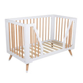 Bebe Care Zuri Wooden Cot Natural at Baby Barn Discounts Bebecare Zuri a trend setting fresh style cot to your nursery.