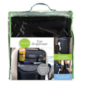 Playette Car Organiser at Baby Barn Discounts Playette car organiser features easily buckles to the back of the seat for easy access to car trip organisation.