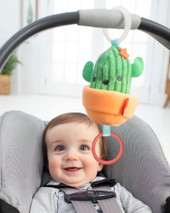 Skip Hop Farmstand Jitter Cactus at Baby Barn Discounts Soft and plush to the touch, our potted plant pal vibrates and shakes when the ring is pulled.