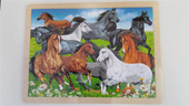 Fun Factory 48 Piece Jigsaw Puzzle Horse at Baby Barn Discounts