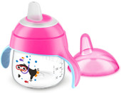 Avent Sip No Drip Soft Spout Cup 200ml at Baby Barn Discounts Avent no spill 200ml soft spout cup recommended for 6m+.