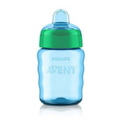 Avent My Easy Sip Cup 260ml BLUE at Baby Barn Discounts Avent My easy sip soft spout cup comes in 260ml recommended for 9m+.
