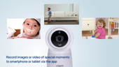 VTech Wi-Fi 1080p HD Camera with Remote Access RM714HD at Baby Barn Discounts