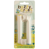 Jack N' Jill Replacement Heads Buzzy Brush V2 2pk at Baby Barn Discounts 2 Pack Replacement Head for Buzzy Brush Musical Electric Toothbrush version 2.